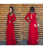 """Платье красное длинное """"Судьба"""", красивое длинное нарядное платье. Разные цвета, размеры."""