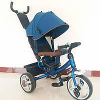 Трехколесный велосипед TURBO TRIKE M 3113 колеса EVA