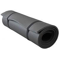 Туристический коврик серый 180x60 см
