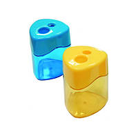 Подвійна Точилка Economix пластикова E40623