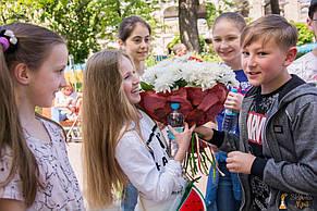 """Квест """"QS"""" для Софии 11 лет 6.05.2017 3"""