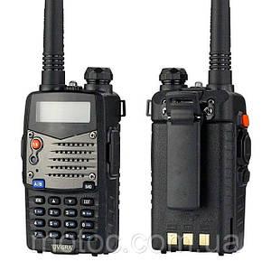 Рация Pofung UV-5R 136-174/400-470 мГц, Dual Bend