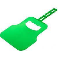 Лопатка для угля Крион зеленая