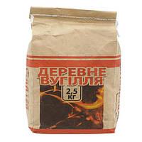 Уголь древесный 7645 2.5 кг