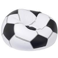Кресло надувное Bestway футбольный мяч 114x112x71 см