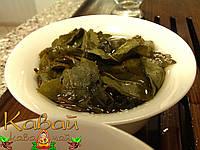 Чай китайский Молочный улун (оолонг с молоком, milky oolong, бирюзовый чай)