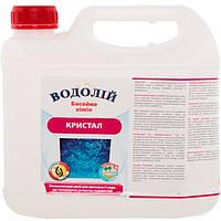 Средство для борьбы с водорослями Кристалл Vodnar 3 л
