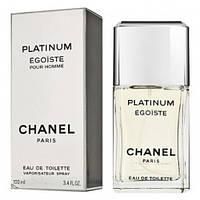 Мужская туалетная вода Chanel Egoiste Platinum (Шанель Эгоист Платинум)