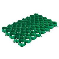 Решетка газонная Алеана 41.4x61.1x37 см