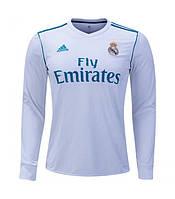 Футбольная форма 2017-2018 Реал Мадрид (Real Madrid) домашняя
