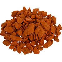 Камни декоративные Elsa 3 кг оранжевые