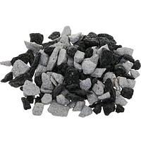 Камни декоративные Elsa Микс Зебра 0.5 кг