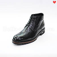 Мужские зимние ботинки классика Cosottinni