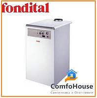 Газовый котел Fondital Bali RTN E 24 Дымоход (напольный, одноконтурный)
