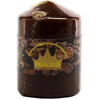 Арома-свеча Pragnis кофе 80 мм