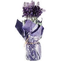Искусственный цветок Лаванда 22x6.5 см