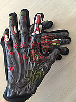 Перчатки скелета - оригинальный аксессуар для вашего образа!