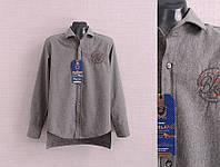 Кашемировая рубашка для мальчика 9, 11, 13, 15лет Турция;Blueland