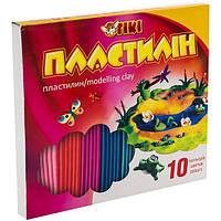 Пластилин Tiki 52114-TK 10 шт