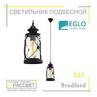 Подвесной светильник (люстра) Eglo 49213 Bradford (винтаж)