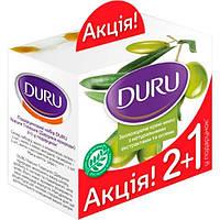 Мыло Duru Nature`s Treasures Лесная ягода 3х90 г