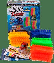 Гоночный светящийся Трек Magic Tracks 220 деталей