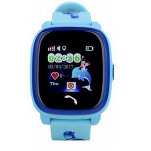 SMART BABY WATCH Q100 Aqua Blue