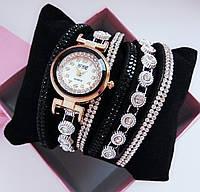 Часы CCQ (black)