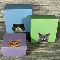 Подарочная коробка 7722414-2 (2 шт. в комплекте)