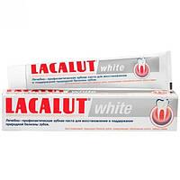 Зубная паста Lacalut White 50 мл