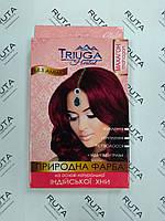 "Triuga Herbal Краска для волос на основе натуральной Хны ""Махагон"""