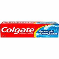 Зубная паста Colgate Крепкие зубы Свежее дыхание 100 мл