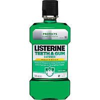 Ополаскиватель Listerine Защита зубов и десен 500 мл