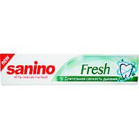 Зубная паста Sanino Длительная свежесть 100 мл