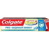 Зубная паста Colgate Total 12 Pro Видимый эффект 75 мл