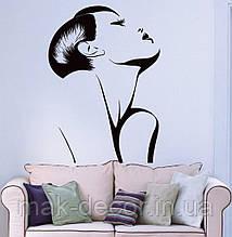Виниловая наклейка - Для салона 4 87х60 см