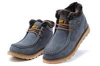 Зимние ботинки Caterpillar Winter Boots Light Blue