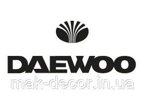 Вінілова наклейка на авто - Daewoo 2