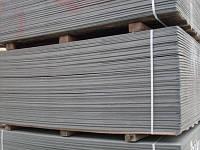 Асбестоцементный лист 1,0 х 1,5 м (8 мм толщина) асбестовый, плоский шифер