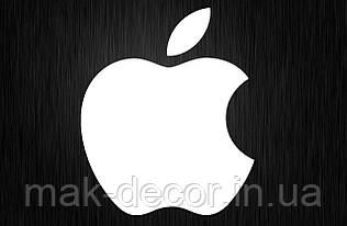 Виниловая наклейка  Apple Apple (от 10х10 см)