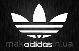 Виниловая наклейка  Adidas 3 (от 10х10 см)