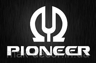 Виниловая наклейка Pioneer 3 (от 10х15 см)
