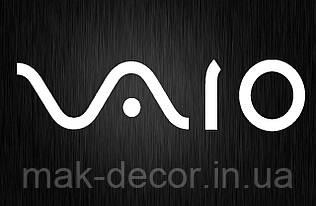 Виниловая наклейка WAJO (от 3х10 см)