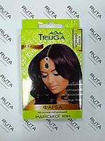 """Triuga Herbal Краска для волос на основе натуральной Хны """"Черный"""""""