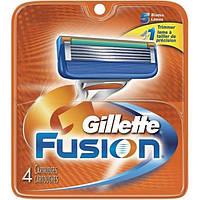 Картридж Gillette Fusion 4 шт