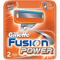Картридж Gillette Fusion Power 2 шт