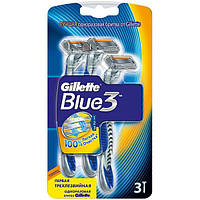 Станок для бритья Gillette Blue 3 3 шт
