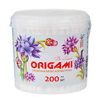 Ватные палочки Origami 200 шт