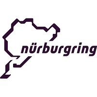 Виниловая наклейка - Nurburgring (от 10х15 см)