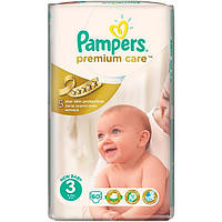 Подгузники Pampers Premium Care Midi 4-7 кг 60 шт
